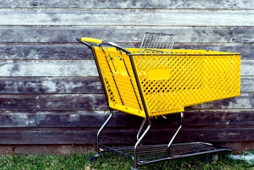 grocery-cart