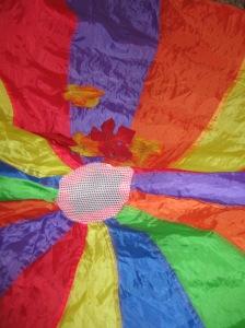 Leaf Parachute 1