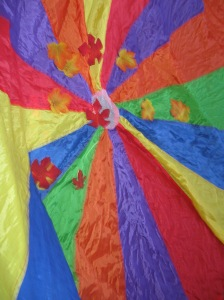 leaf parachute 2