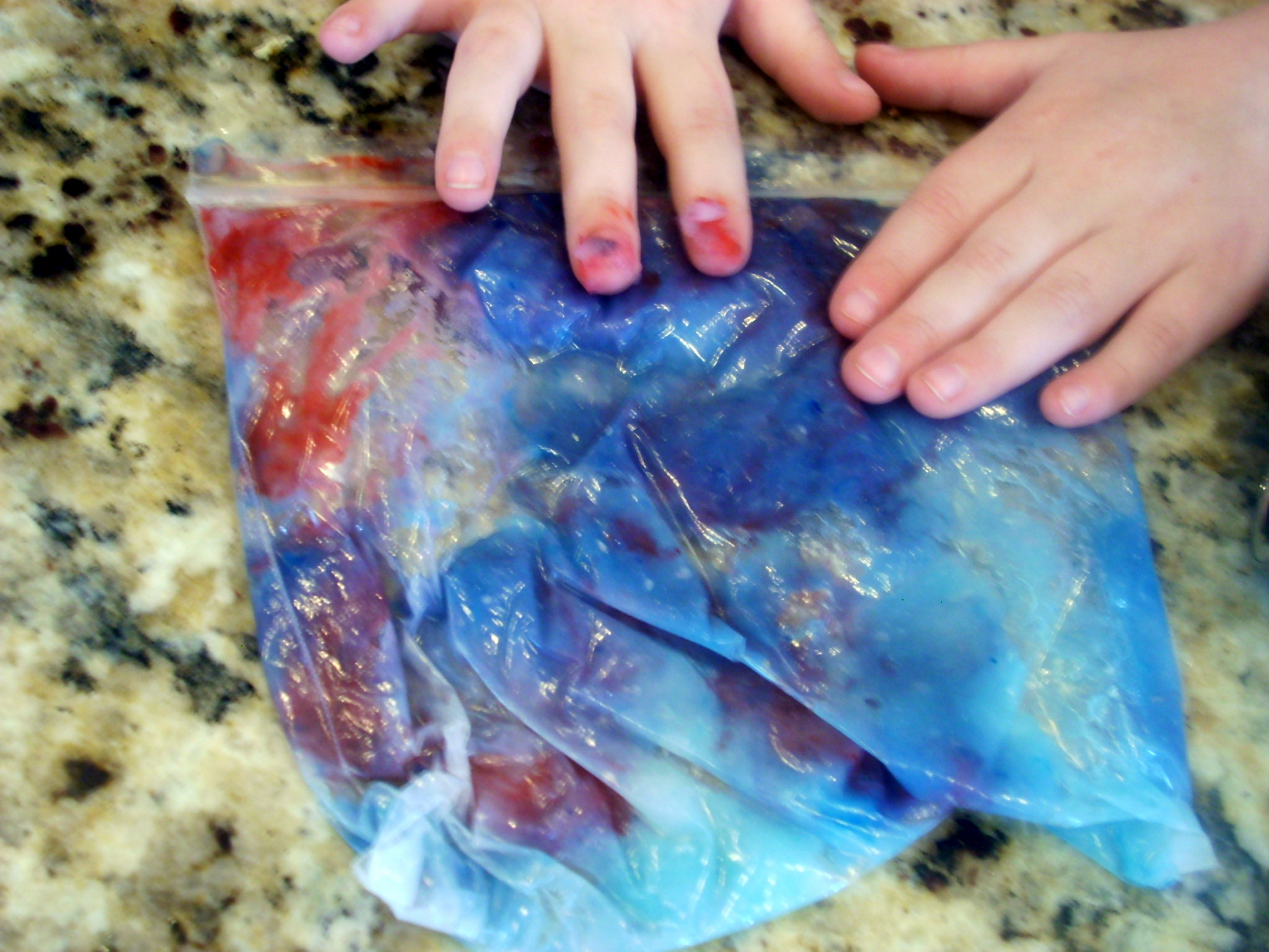 This Could Be The Safest Finger-Paint Ever